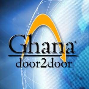 Ghana Door 2 Door logo