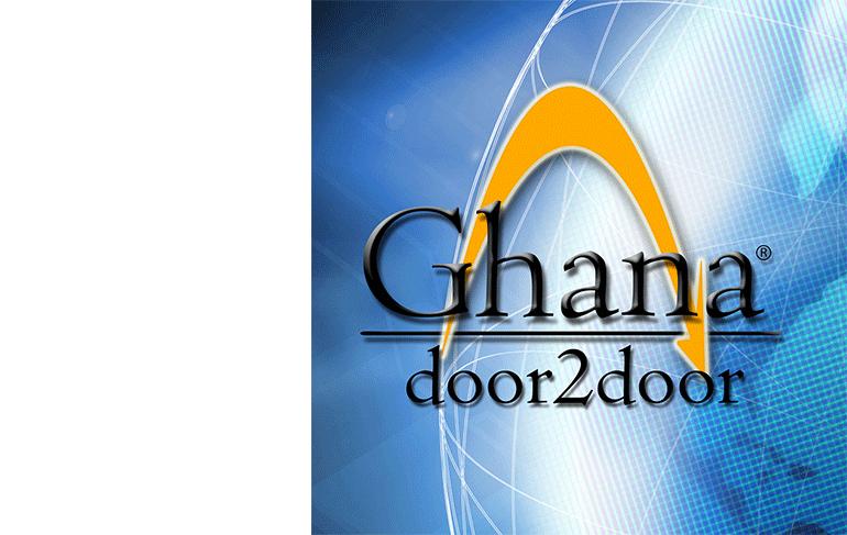 Ghana Door 2 Door Slider trade mark